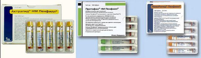 Діабет: гормон росту та інсулін