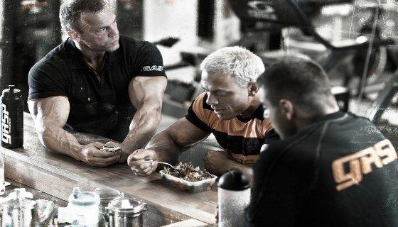Дієта для набору м`язової маси спортсменів