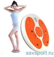 Диск здоров`я - вправи для схуднення