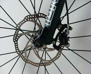 Дискові гальма на велосипед, їх переваги та недоліки
