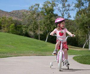 огляд дитячого велосипеда author