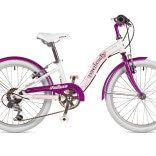 дитячий двоколісний велосипед author melody для дівчаток
