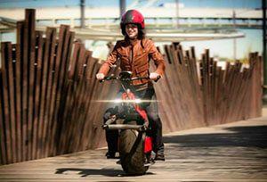 Для кого створено електричний одноколісний скутер (мотоцикл)