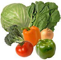 Гантельная гімнастика і вегетаріанство