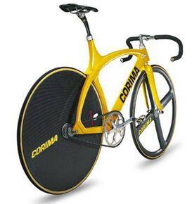 трековий велосипед