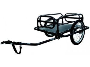 двоколісний вантажний велоприцеп (велотрейлер)