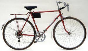 дорожній велосипед ХВЗ