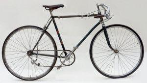 велосипед для туристичних поїздок ХВЗ