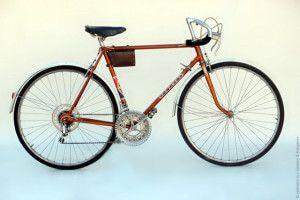 велосипед для туристичних поїздок ХВЗ 153-411