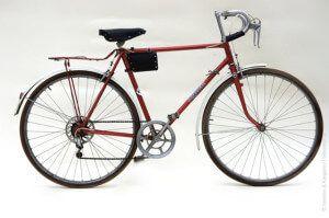 велосипед для туристичних поїздок ХВЗ 153-421