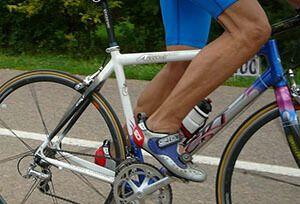 Вимірюємо правильний каденс велосипедиста за допомогою датчика