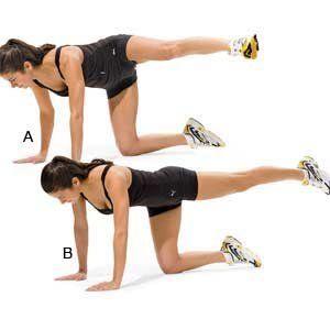 Ефективні вправи для схуднення стегон