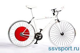 Моторколесо на велосипед