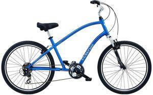 дорожній велосипед electra townie original