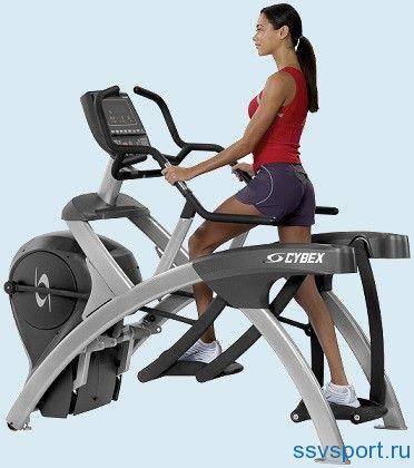 Еліптичний тренажер - які м`язи працюють
