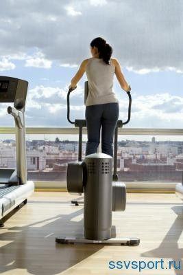 Еліптичний тренажер - скільки калорій спалюється
