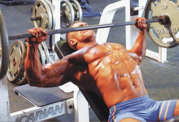 Як швидко накачати грудні м`язи?