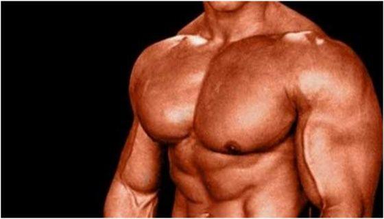 Як швидко накачати внутрішню частину грудних м`язів