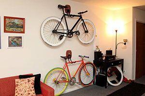 Як зберігати велосипед взимку: в квартирі, гаражі або на балконі