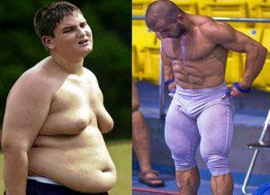 Основні механізми схуднення.