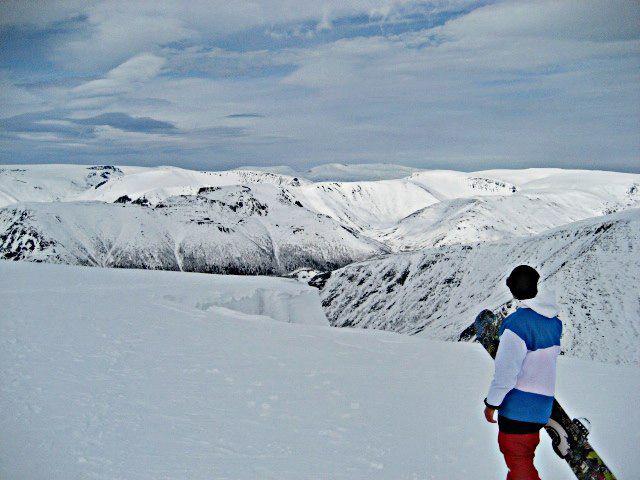 Кіровськ висота 1 022 метра над рівнем моря