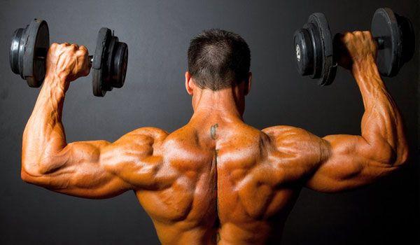накочені м`язи