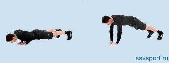 Як накачати м`язи грудей