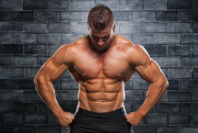 Як накачати м`язи