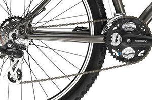 Як натягнути ланцюг на швидкісному велосипеді і звичайному