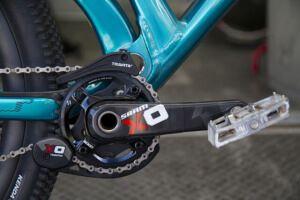 Успокоитель ланцюга на велосипед