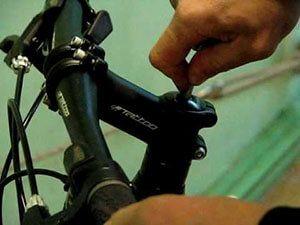 Як підняти кермо на велосипеді