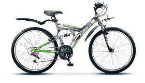 гірський велосипед stels для підлітків