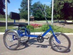 Як підібрати дорослий вантажний триколісний велосипед