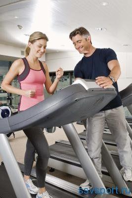 Як схуднути на біговій доріжці