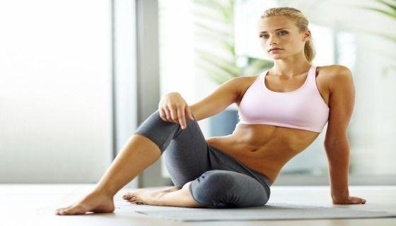 Комплекс вправ для схуднення в тренажерному залі