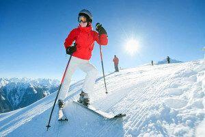 Як правильно кататися на лижах, які можливі техніки катання на гірських лижах