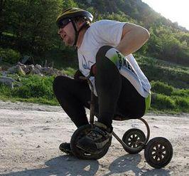 Як правильно підібрати розмір рами велосипеда по зростанню