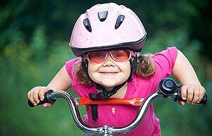 дитячий шолом для велосипеда