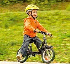 Беговел (велобег) - велосипед без педалей для дітей. Відгуки та ціни