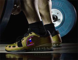 Взуття для тренажерного залу та спортзалу.