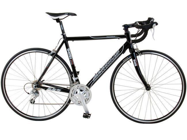 шосейний велосипед фото Merida-REACTO-904