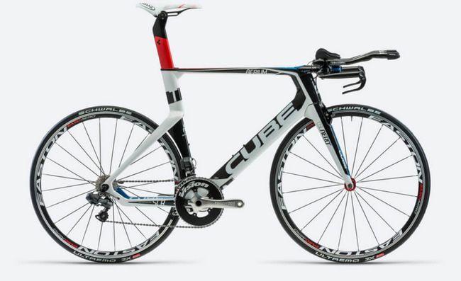 шосейний велосипед фото Cube-Aerium-Super-HPC-Race