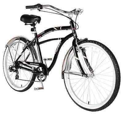 шосейний велосипед фото Mens-Touring-Cruiser-Bicycle-Victory-7