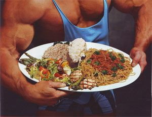 Що краще їсти перед тренуванням в тренажерному залі?