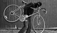 Викрадення велосипеда, крадіжка велосипеда