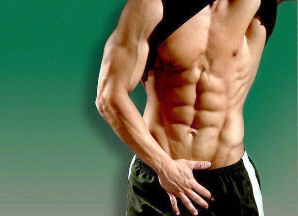 Як зробити м`язи рельєфними?