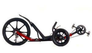 велотрайк kmx storm для маленьких дітей зростом 105-140 сантиметрів