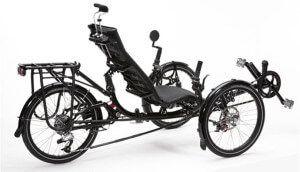 велотрайк ice sprint для любителів спортивних моделей