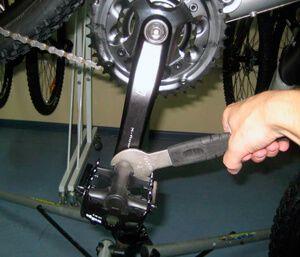 Як зняти педалі з велосипеда, їх ремонт та обслуговування