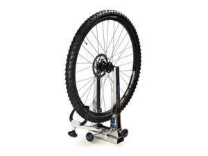 Верстат для бортировки велосипедного колеса